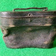 Antigüedades: FUNDA DE BINOCULARES. Lote 56286184