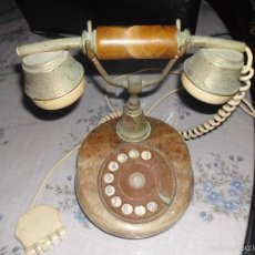 Teléfonos: TELEFONO DE MARMOL. Lote 70167409