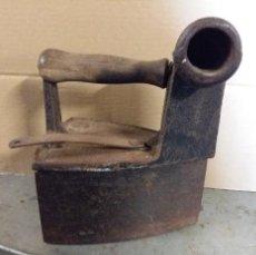 Antigüedades: PLANCHA DE CARBÓN. Lote 56375631