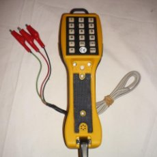 Teléfonos: ANTIGUO TELEFONO DE PRUEBAS MADE IN SPAIN PROTELSUR SEVILLA MUY POP. Lote 56468626