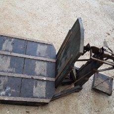 Antigüedades: BÁSCULA HARINERA PARA 150 KG.. Lote 56474473