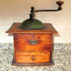 Antigüedades: ANTIGUO MOLINILLO DE CAFÉ GOLDENBERG ORIGEN ALEMANIA. AÑOS '50 SIGLO XX. Lote 56514785
