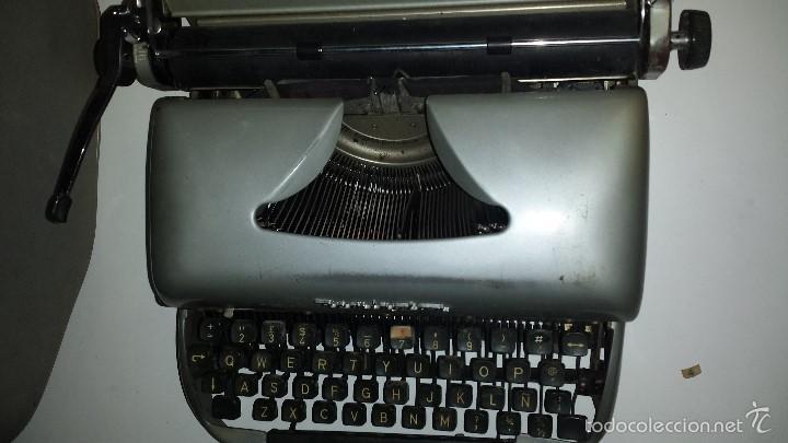 REMINGTON TRAVEL- RITER (Antigüedades - Técnicas - Máquinas de Escribir Antiguas - Remington)