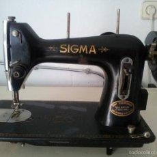 Antigüedades: CABEZA DE MAQUINA DE COSER SIGMA. Lote 222111181