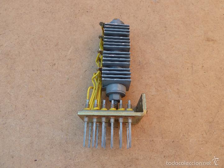 DOBLE DIODO DE SELENIO. (Antigüedades - Técnicas - Herramientas Profesionales - Electricidad)
