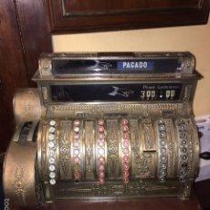 Antigüedades: MAQUINA REGISTRADORA. Lote 56599630