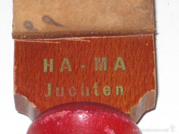 Antigüedades: Afilador cuchilla afeitar antiguo - Foto 3 - 56823991