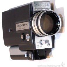 Antigüedades: TOMAVISTAS VIDEO YASHICA SUPER 40 , FUNCIONA CON PILAS AA Y PILA DE MERCURIO 525 PARA EL FOTÓMETRO. Lote 56722465