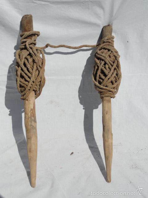 Antigüedades: ANTIGUA HERRAMIENTA ALBAÑIL. - Foto 3 - 56722510