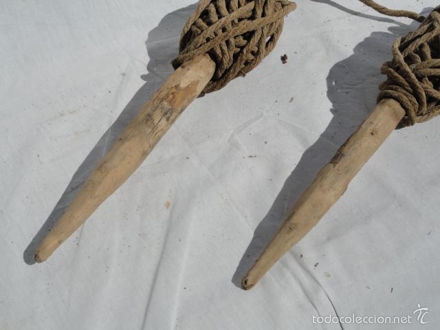 Antigüedades: ANTIGUA HERRAMIENTA ALBAÑIL. - Foto 5 - 56722510
