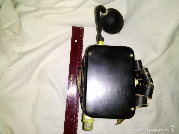 Antigüedades: comprobador nivel de grisu minero, mineria, explosimetro. - Foto 6 - 150691496