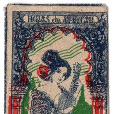 Antigüedades: HOJA DE AFEITAR. SEVILLANA ACANALADA. ESPAÑOLA. FABRICADO POR BASSAT. Lote 56735581