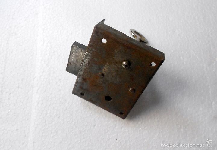 Antigüedades: CERRADURA CON LLAVE - Foto 3 - 56747685