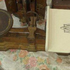 Antigüedades: PESO DE FARMACIA O LABORATORIO. Lote 56774246