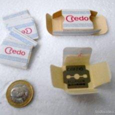Antigüedades: CUCHILLAS PEQUEÑO TAMAÑO MARCA CRECO, MADE IN GERMANY. Lote 56804645