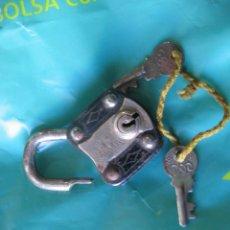 Antigüedades: CANDADO. Lote 56832967