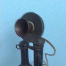Teléfonos: TELEFONO MUY ANTIGUO INGLES. Lote 54393906