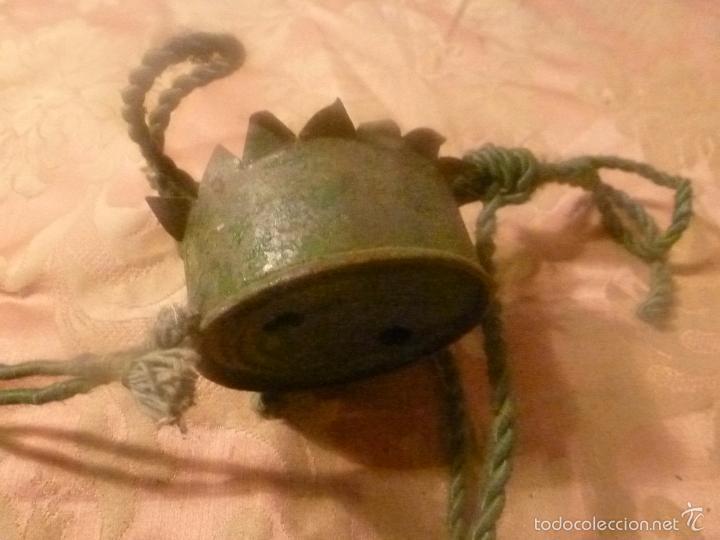 Antigüedades: contrapeso para lampara - Foto 8 - 56891494