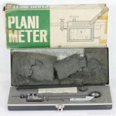 Antigüedades: PLANÍMETRO KP - 27 EN METAL. FUJI. MADE IN JAPON. CIRCA 1950.. Lote 56894812