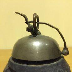 Antigüedades: TIMBRE DE HOTEL. Lote 56903894