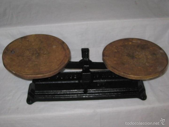 Antigüedades: Báscula antigua - Foto 2 - 56922511