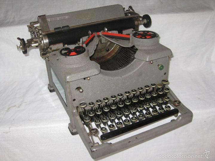 MAQUINA ESCRIBIR ANTIGUA (ROYAL) (Antigüedades - Técnicas - Máquinas de Escribir Antiguas - Royal)
