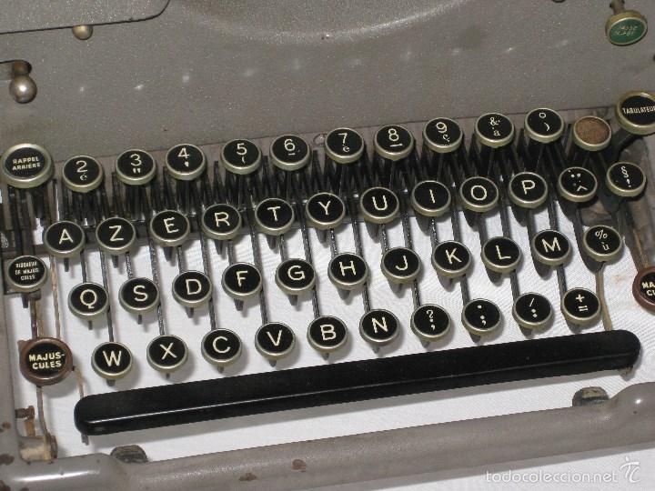 Antigüedades: maquina escribir antigua (Royal) - Foto 3 - 56923155