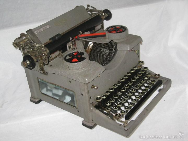 Antigüedades: maquina escribir antigua (Royal) - Foto 6 - 56923155