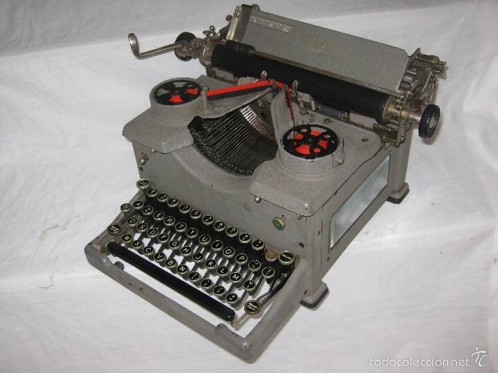 Antigüedades: maquina escribir antigua (Royal) - Foto 7 - 56923155