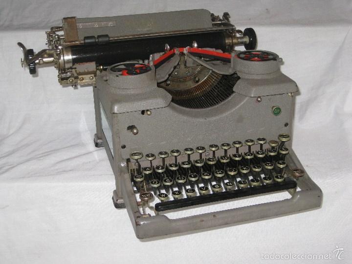 Antigüedades: maquina escribir antigua (Royal) - Foto 10 - 56923155