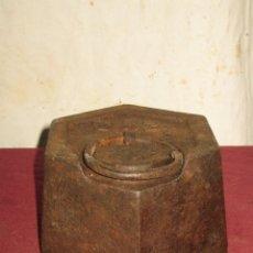 Antiquités: PESA DE 5 KG... XIX. Lote 56969965