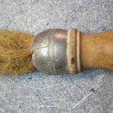 Antigüedades: ANTIGUA BROCHA DE AFEITAR DE BARBERO . Lote 56971007