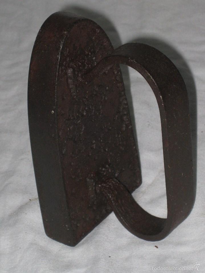 Antigüedades: Dos planchas antiguas - Foto 5 - 56972584