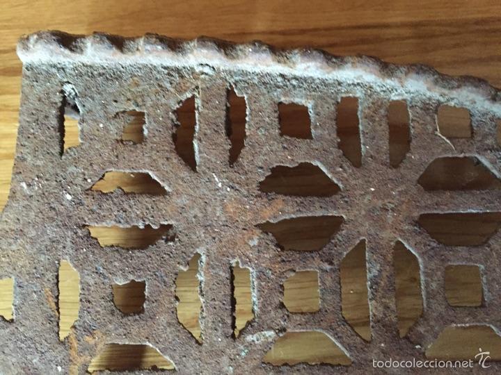 Antigüedades: Soporte para plancha - Foto 4 - 194589470