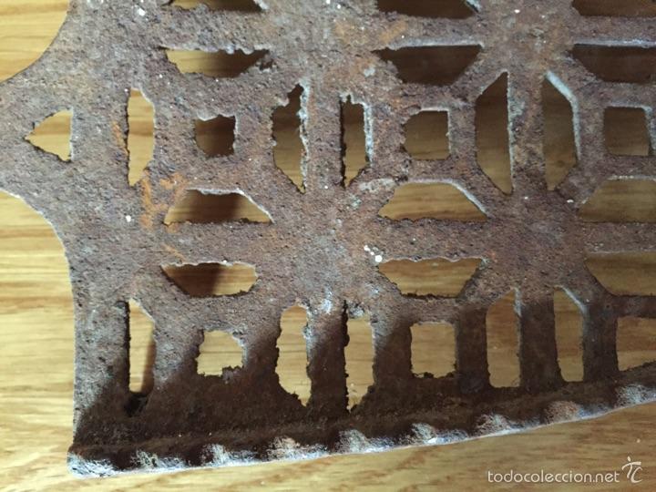 Antigüedades: Soporte para plancha - Foto 5 - 194589470