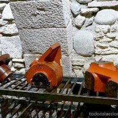 Antigüedades: MOLDE INDUSTRIA ANTIGUO. Lote 57053428