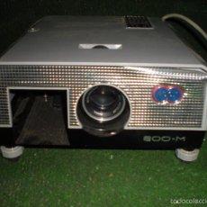 Antigüedades: PROYECTOR DE DIAPOSITIVAS ADOX-80M DE 1965. Lote 57056801