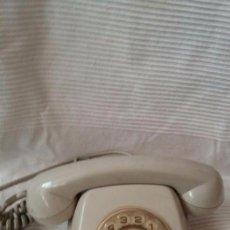 Teléfonos: TELÉFONO COLOR GRIS CON RUEDA. Lote 57061218