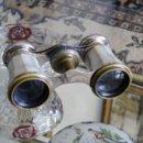 Antigüedades: PRISMÁTICOS DE NACAR PARA TEATRO. Lote 57076379