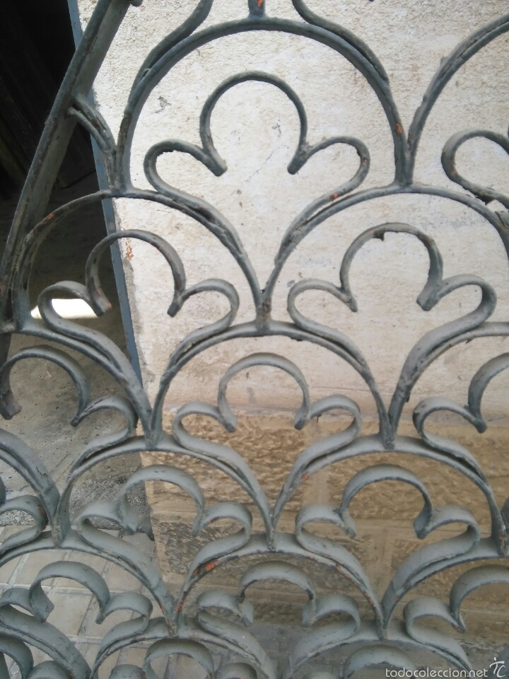 Antigüedades: Medio punto de forja - Foto 2 - 57078736
