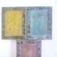 Antigüedades: 3 PLANCHAS DE IMPRENTA MAY ROYER, ILUSIONISTA. 17.5X13.5 CM. MAGIA ILUSIONISMO PRESTIDIGITACIÓN. Lote 57091686