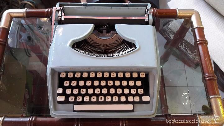 MAQUINA DE ESCRIBIR CON FUNDA REMINGTON (Antigüedades - Técnicas - Máquinas de Escribir Antiguas - Remington)