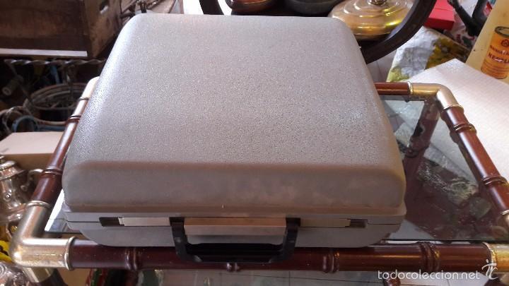 Antigüedades: maquina de escribir con funda underwood - Foto 2 - 57093338
