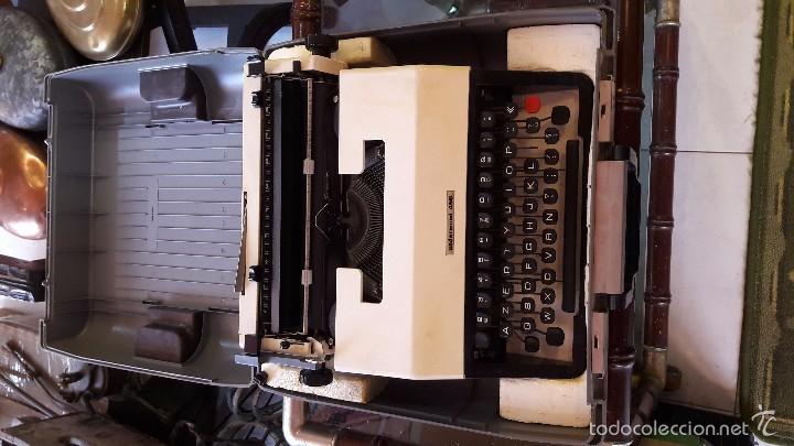 Antigüedades: maquina de escribir con funda underwood - Foto 3 - 57093338