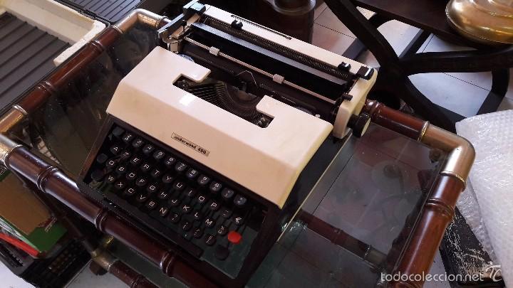 Antigüedades: maquina de escribir con funda underwood - Foto 5 - 57093338