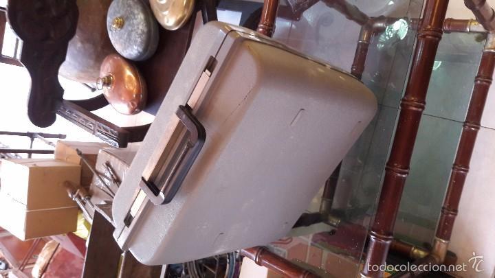 Antigüedades: maquina de escribir con funda underwood - Foto 6 - 57093338