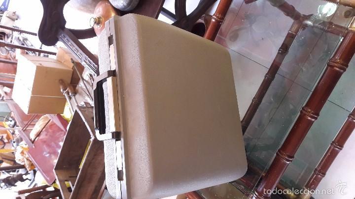 Antigüedades: maquina de escribir con funda underwood - Foto 7 - 57093338