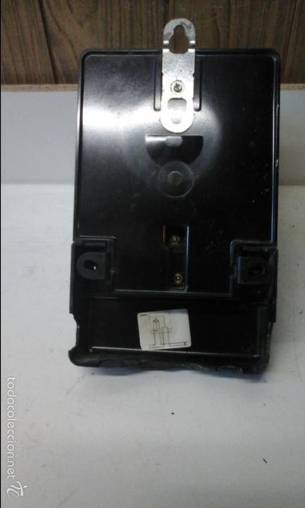 Antigüedades: Contador eléctrico AEG - Foto 3 - 57094103