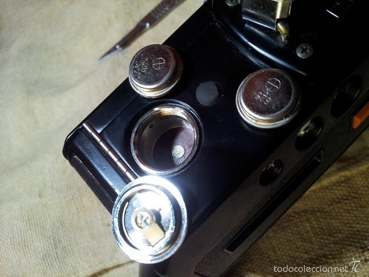 Antigüedades: CAMARA SUPER 8 BRAUN MACRO MZ 864 --IMPECABLE-GAMA ALTA AMATEUR-GERMANY - Foto 31 - 57121674