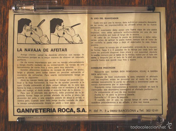 Antigüedades: Gran lote antiguo de afeitado, completo (ver fotos adicionales) - Foto 11 - 57164129